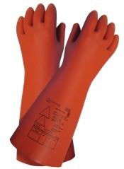 Rubberen isolerende composit handschoenen