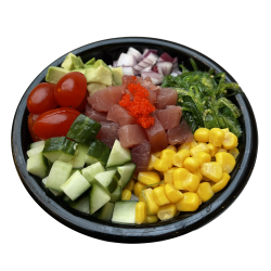 Large Poke Bowl Tonijn