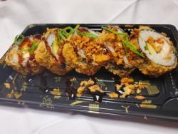 Gefrituurde Chicken Roll (5 stuks)