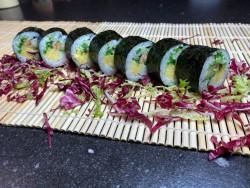 Vegetarische Roll (7 stuks)