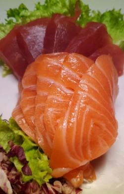 Sashimi Mix (10 stuks)