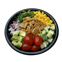 Large Poke Bowl Vegetarisch