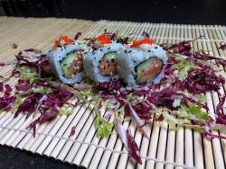 Sake Cheese Maki (3 stuks)