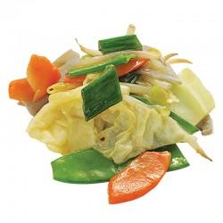 Mix groenten (gewokt)