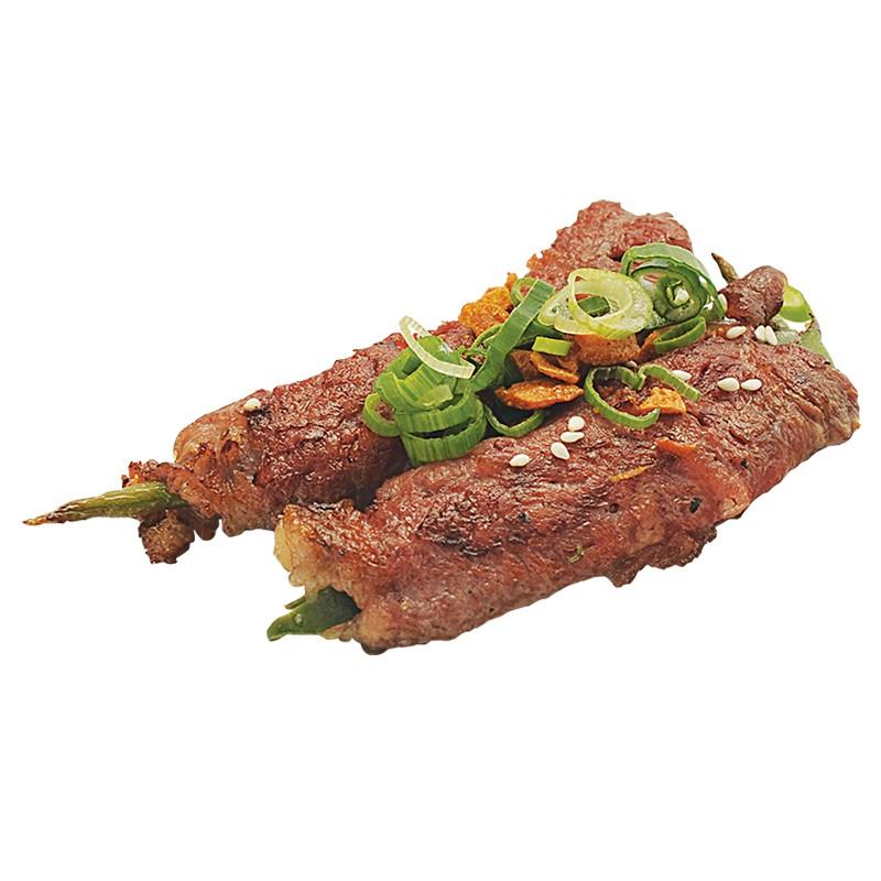 Usuyaki  beef  牛肉卷