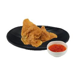 Chinese pangsit goreng炸云吞