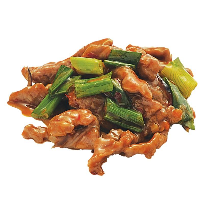 Spicy  beef  四川牛