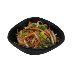 Chinese Bami met groenten 斋中面