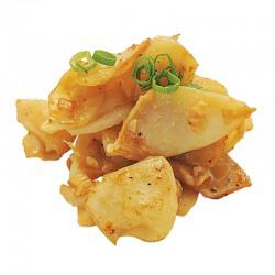 Teppan  squid  铁板鱿鱼