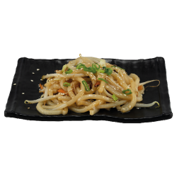 Veggie Udon Noodles 斋乌东面