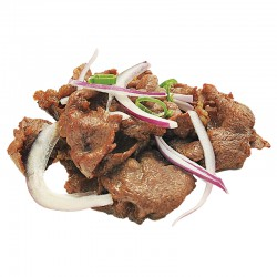 Black peper beef 黑椒牛