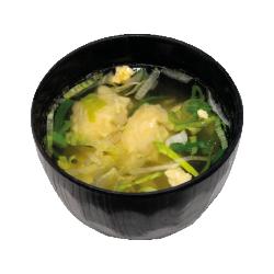 Wan Tan soep云吞汤