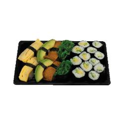 Sushi Mix E Veggie - 20 stuks