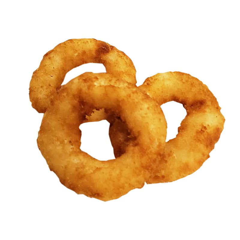 Onion rings  洋葱圈