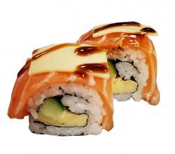 Tataki Salmon Cheese Maki
