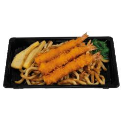 Japanse Ebi Udon Noodles 虾乌东面