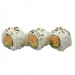 Salmon Teriyaki Maki (3 Stuks)
