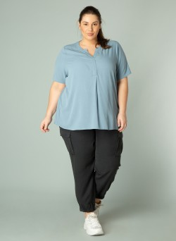 Yesta Henna Grey Blue Maat 58/60