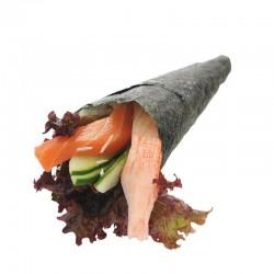 Seafood Temaki