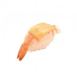 Geflambeerde Ebi Cheese