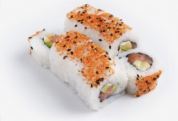 Spicy Shake Roll 8St.