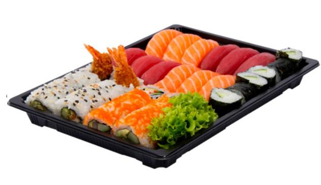 Jusho Sushi Box, 34 stück