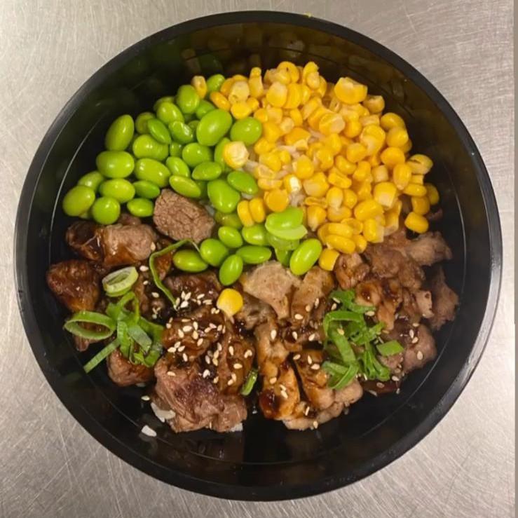Beef & Chicken Teriyaki  鸡牛煲